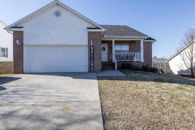 Maryville Single Family Home For Sale: 3021 Pennington Circle