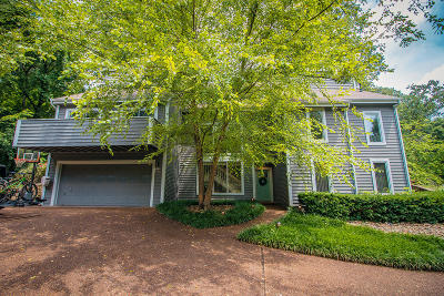 Knoxville Single Family Home For Sale: 431 Oakhurst Drive