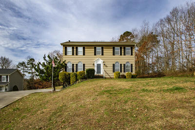 Knoxville Single Family Home For Sale: 2552 Poppywood Rd