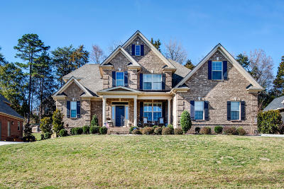 Knoxville Single Family Home For Sale: 1807 Botsford Drive