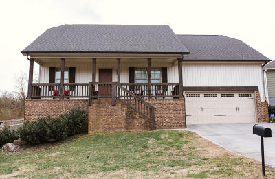 Knoxville Single Family Home For Sale: 2420 Chimney Rock Lane