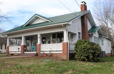 Madisonville Single Family Home For Sale: 166 S College Street