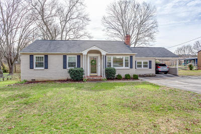 Knoxville Single Family Home For Sale: 1704 Highland Drive