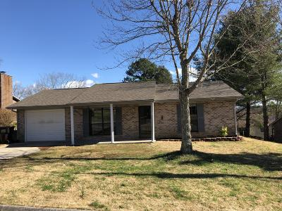 Knoxville Single Family Home For Sale: 11420 Alanridge Lane