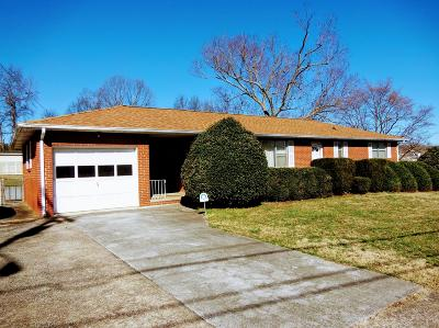 Knoxville Single Family Home For Sale: 3101 Walnoaks Rd