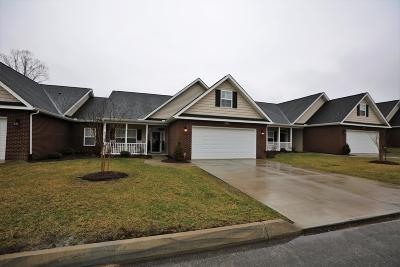 Knoxville Single Family Home For Sale: 1516 Ashby Field Lane