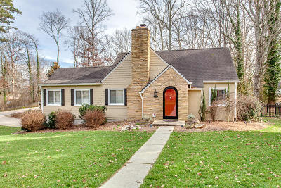 Knoxville Single Family Home For Sale: 4310 Barbara Drive