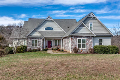 Meigs County, Rhea County, Roane County Single Family Home For Sale: 174 Marble View Drive