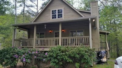Townsend Single Family Home For Sale: 522 Nathans Nook Rd