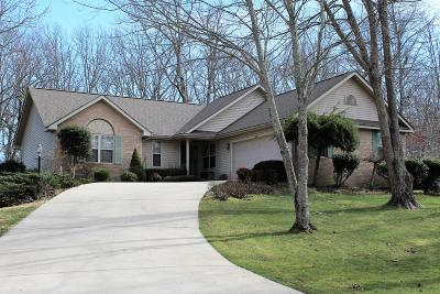 Crossville TN Single Family Home For Sale: $168,000