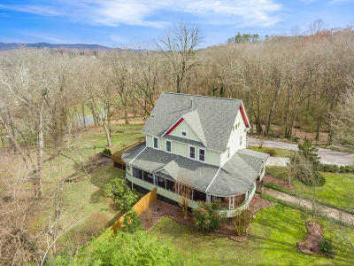 Single Family Home For Sale: 2410 Swan Pond Rd