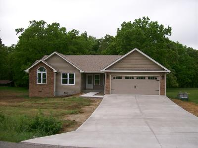 Crossville Single Family Home For Sale: 2286 Tabor Loop