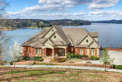 Friendsville Single Family Home For Sale: 643 Watershaw Drive