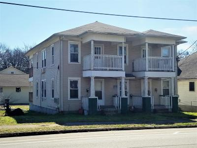Knoxville Multi Family Home For Sale: 1316 University Ave