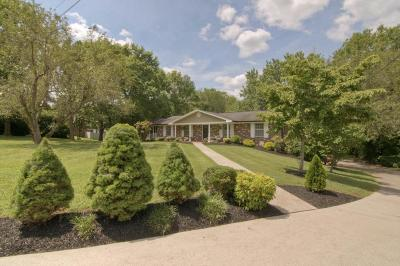 Knoxville Single Family Home For Sale: 7312 Afton Drive