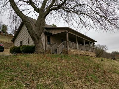 Claiborne County Single Family Home For Sale: 155 Sunset Lane