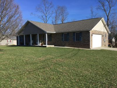 Crossville Single Family Home For Sale: 175 Locksley Circle
