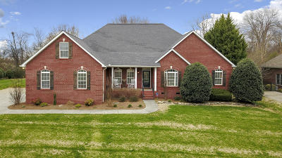Maryville Single Family Home For Sale: 1834 Kelton Lane