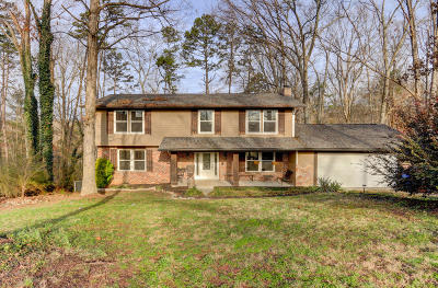 Knoxville Single Family Home For Sale: 1101 Green Oak Lane