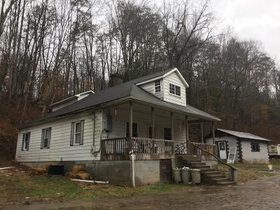 Middlesboro Single Family Home For Sale: 2930 Highway 188