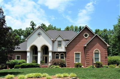 Crossville Single Family Home For Sale: 84 Quail Hollow Court