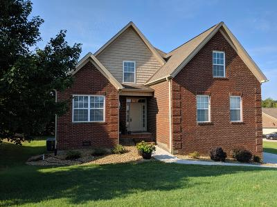 Knoxville Single Family Home For Sale: 1761 Bonnie Roach Lane