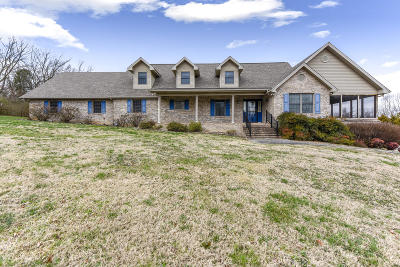 Maryville Single Family Home For Sale: 222 Woodcrest Drive