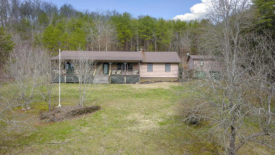 Blount County Single Family Home For Sale: 5415 Six Mile Rd