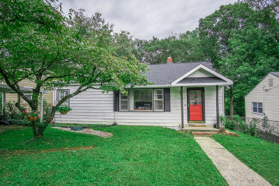 Knoxville Single Family Home For Sale: 2008 N Park Blvd