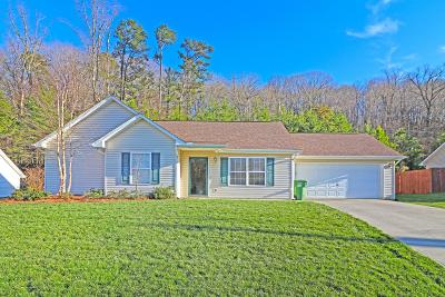 Knoxville Single Family Home For Sale: 6406 Orchard Creek Lane