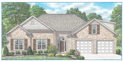Knoxville Single Family Home For Sale: 2307 Wolf Crossing Lane
