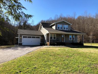 Single Family Home For Sale: 2250 Delk Creek Rd