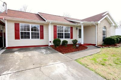 Knoxville Single Family Home For Sale: 3234 Deer Lake Drive