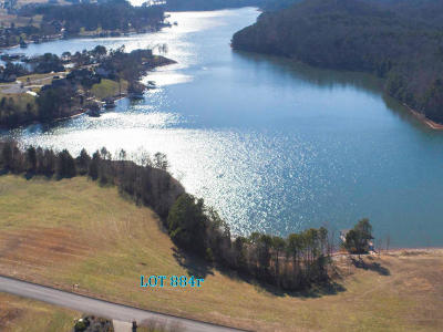 Blount County, Knox County, Loudon County, Monroe County Residential Lots & Land For Sale: 219 Bay Pointe Drive