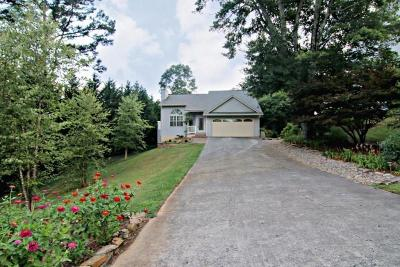 Knoxville Single Family Home For Sale: 9000 Tall Timber Drive