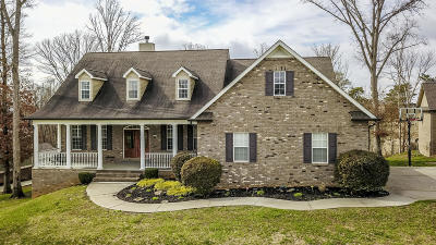 Blount County Single Family Home For Sale: 1259 Broaderick Blvd