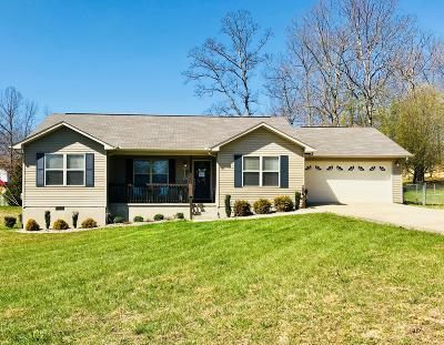 Crossville TN Single Family Home For Sale: $164,900