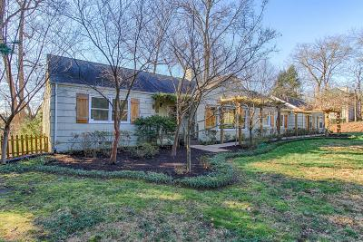 Knoxville Single Family Home For Sale: 410 W Hillvale Turn