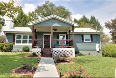 Knoxville Single Family Home For Sale: 4305 Comet Lane
