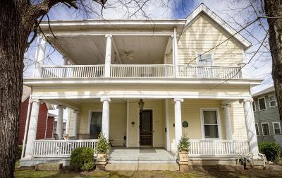 Knoxville Single Family Home For Sale: 1319 Grainger Ave