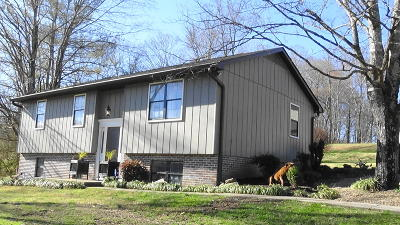 Anderson County Single Family Home For Sale: 127 Strader Rd