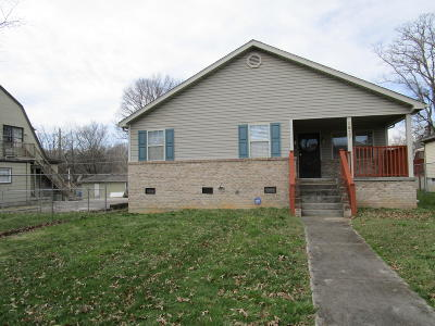 Knoxville Single Family Home For Sale: 2917 E 5th Ave