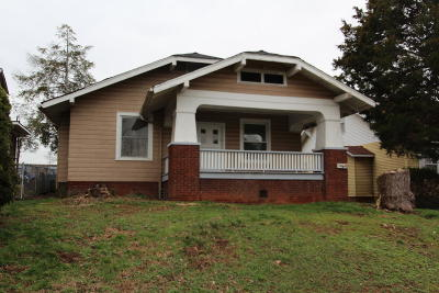 Knoxville Single Family Home For Sale: 2806 Linden Avenue Ave
