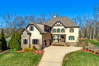 Knoxville Single Family Home For Sale: 9505 Fortress Lane