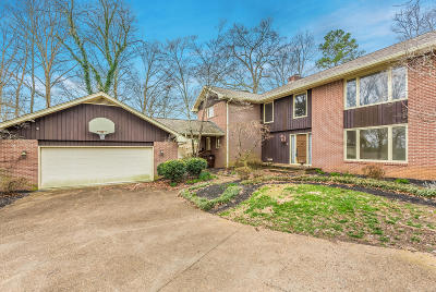 Knoxville Single Family Home For Sale: 12333 N Fox Den Drive