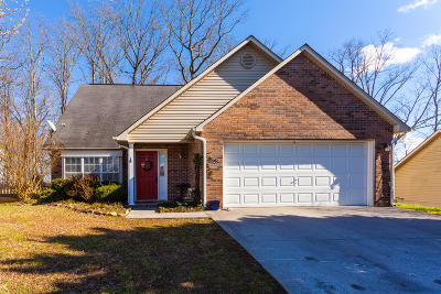 Powell Single Family Home For Sale: 252 Dogwood Glen Lane