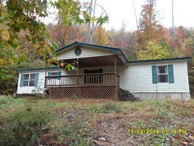 Tellico Plains Single Family Home Pending - Continue To Show: 601 Cane Creek Mountain Rd