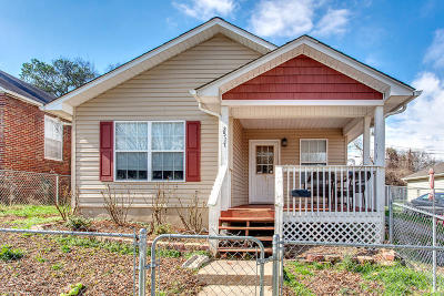 Knoxville Single Family Home For Sale: 2517 Parkview Ave