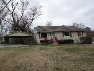 Anderson County Single Family Home For Sale: 127 Salem Rd