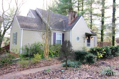 Knox County Single Family Home For Sale: 1316 Fair Drive